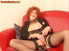 Crazy milf sex